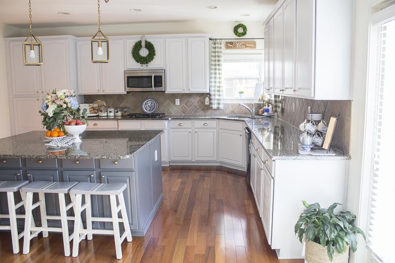 spring-home-tour-kitchen | loveyourabode |-16