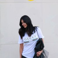 Jeans and Vintage Tee