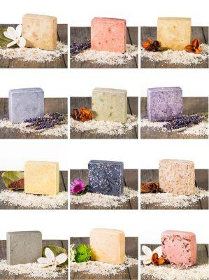 salt bars soap