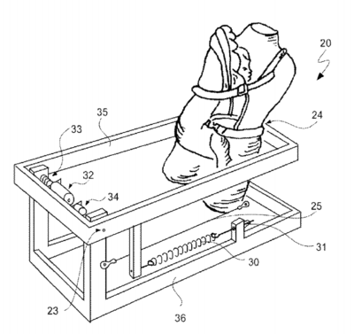 Infant soothing device