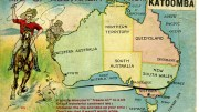 map of australia from katoomba