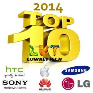 smartphone-top10-2014