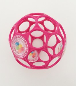 o-ball rattle