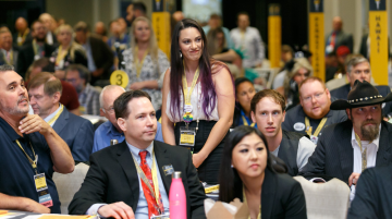 2018 Libertarian National Convention delegates
