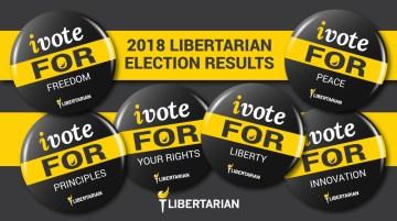 2018 Libertarian Election Results