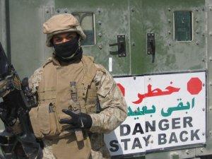 Iraq Fallujah Liason Team 2005