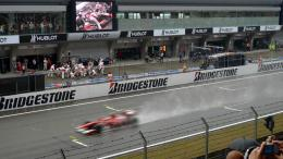 China Mobile real-time video at Shanghai motor race