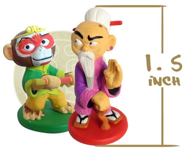 figurines senseï