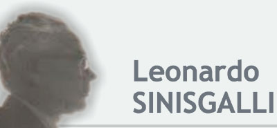 Logo Banner del sito dedicato a Leonardo Sinisgalli
