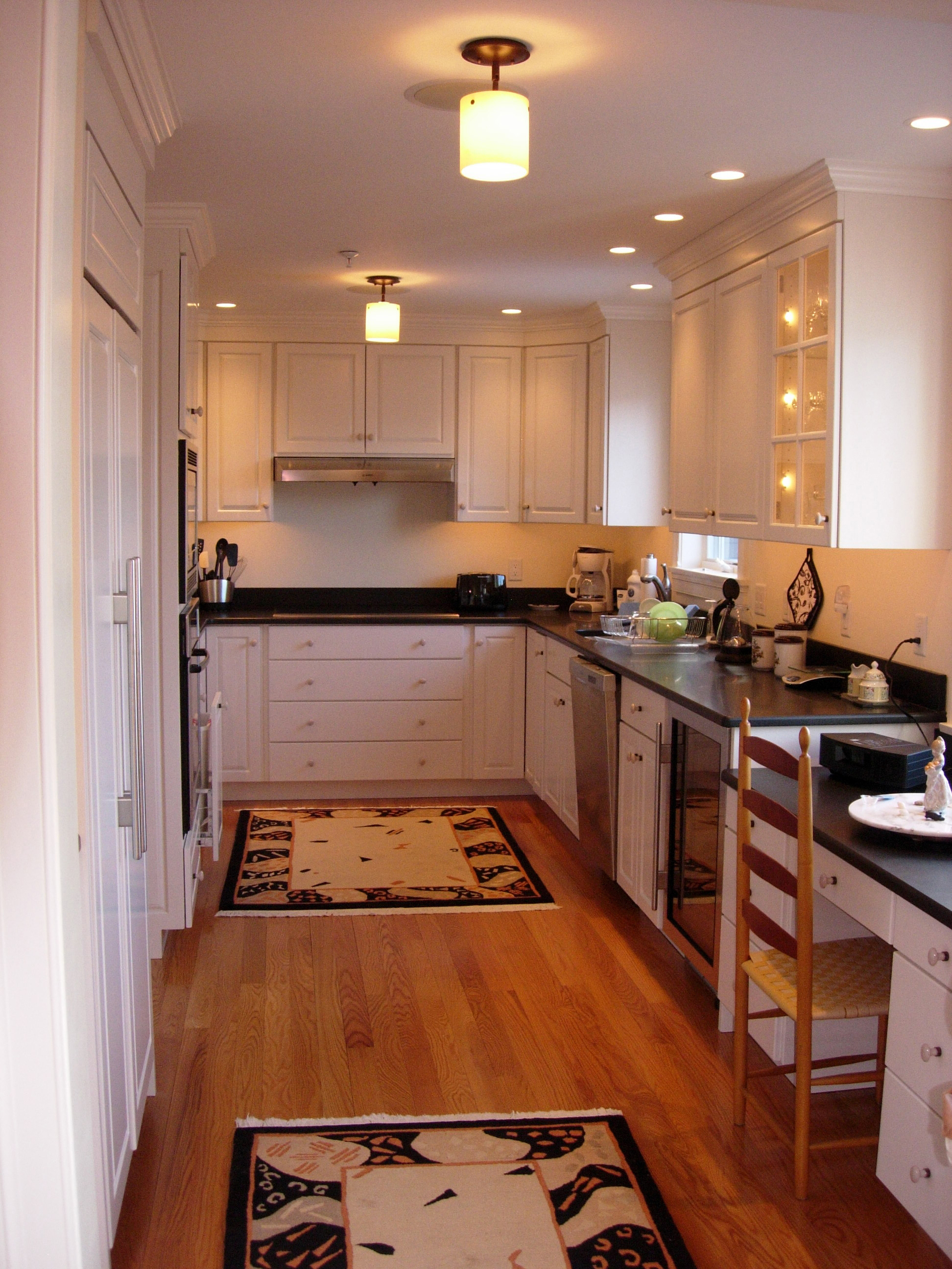 kitchen lighting led kitchen light fixtures Kitchen Private Residence Portland