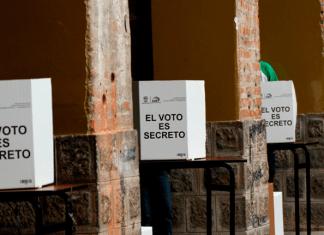 voto es secreto