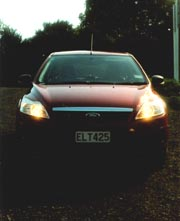 Ford Focus C307 facelift