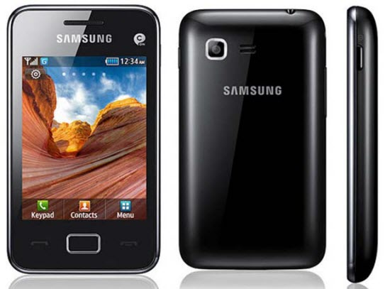 Samsung Star 3 Duos (GT-S5222)