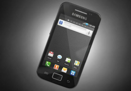 Samsung Galaxy Ace to Android 2.3.4