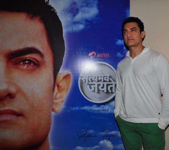 Satyamev Jayate – Aamir Khan