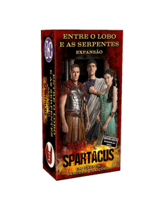 Spartacus: entre o lobo e as serpentes