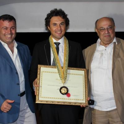 14  Nomina di Ambasciatore del bergamotto nel mondo 2014