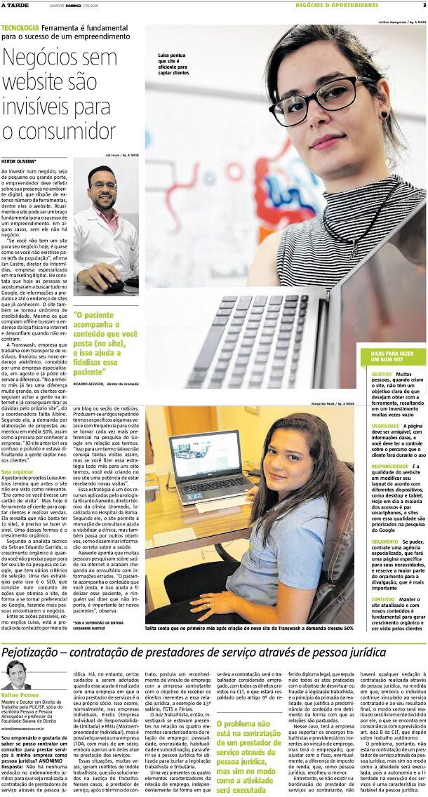 web-sites-para-empresas-jornal-a-tarde