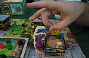 "Three Reasons to Play ""Terror in Meeple City"" (previously called ""Rampage"") a Review 02"