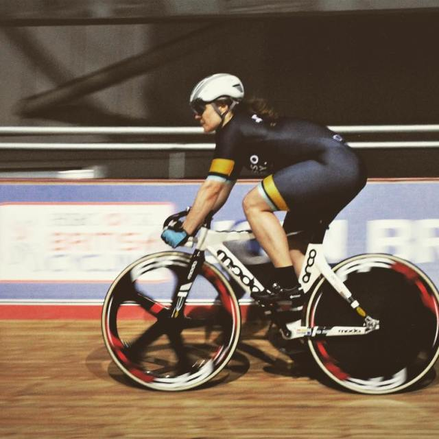 Getting race ready with Laura at the podiumfitcoach sprint SQThellip