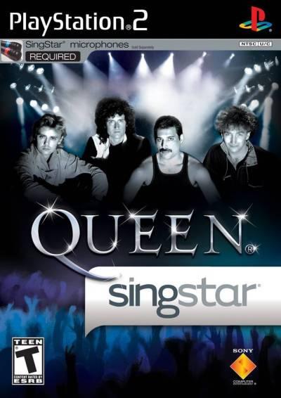Singstar: Queen Sony Playstation 2 Game