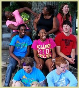 LUM Camp Counselor 2014