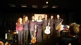Toda la banda (final concierto)