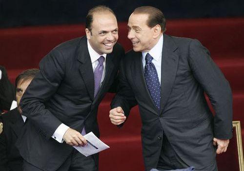 Alfano-Berlusconi