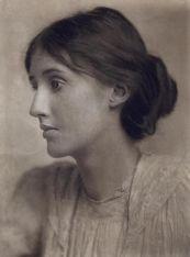 Virginia Woolf nel ritratto del 1902 di George Chrales Beresford