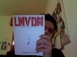 """Solph e la copertina di """"LMVDM"""""""