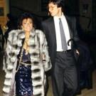 patrizia reggiani e il marito Maurizio Gucci