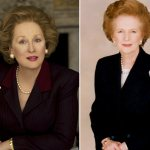 Meryl Streep interpreta la Thatcher in the Iron Lady