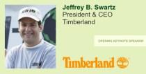 Jeffrey Swartz presidente di Timberland