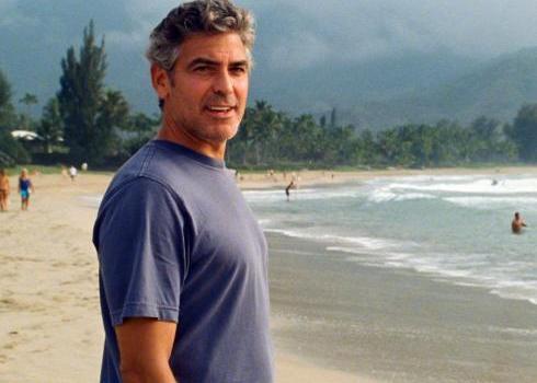 George Clooney The Descendants