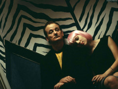 Scarlett Johansson e Bill Murray in Lost in Translation