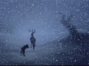 Bambi e il padre