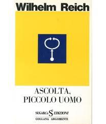 """La copertina del libro """"ASCOLTA PICCOLO UOMO"""""""