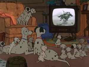 se i figli sono 15 cosa vuoi fare se non stare davanti alla TV?
