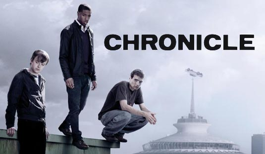 La locandina di Chronicle