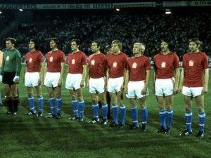 Cecoslovacchia-1976 campione d'Europa
