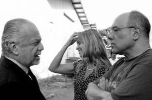 De Laurentiis, Carlo Verdone e Micaela Ramazzotti