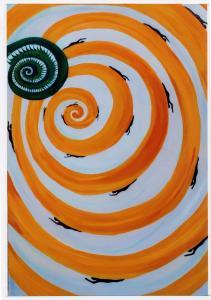 Silvia Iuliucci - Spirale 2