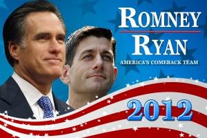Romney - Ryan, il team repubblicano