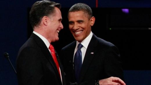 usa-debate-romney-obama 3 ottobre 2012