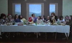 l'ultima cena del pap'occhio