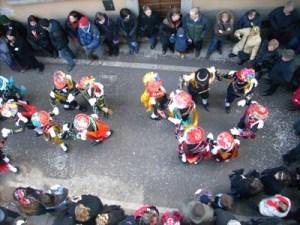 Balli tradizionali al Carnevale di Bagolino