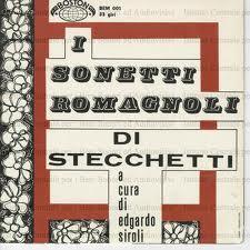 I sonetti romagnioli di stecchetti