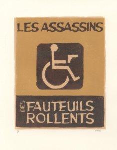 Assassins des Fauteuils Roulants (AFR) ovvero, in italiano, gli Assassini sulle Sedie a Rotelle