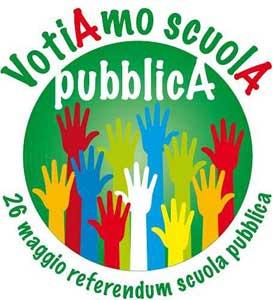 26 maggio 2013 referendum sulla scuola pubblica Bologna