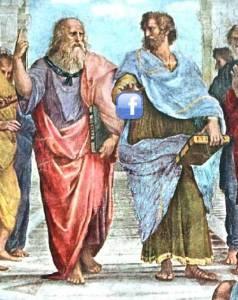Aristolele aveva capito tutto prima di FB